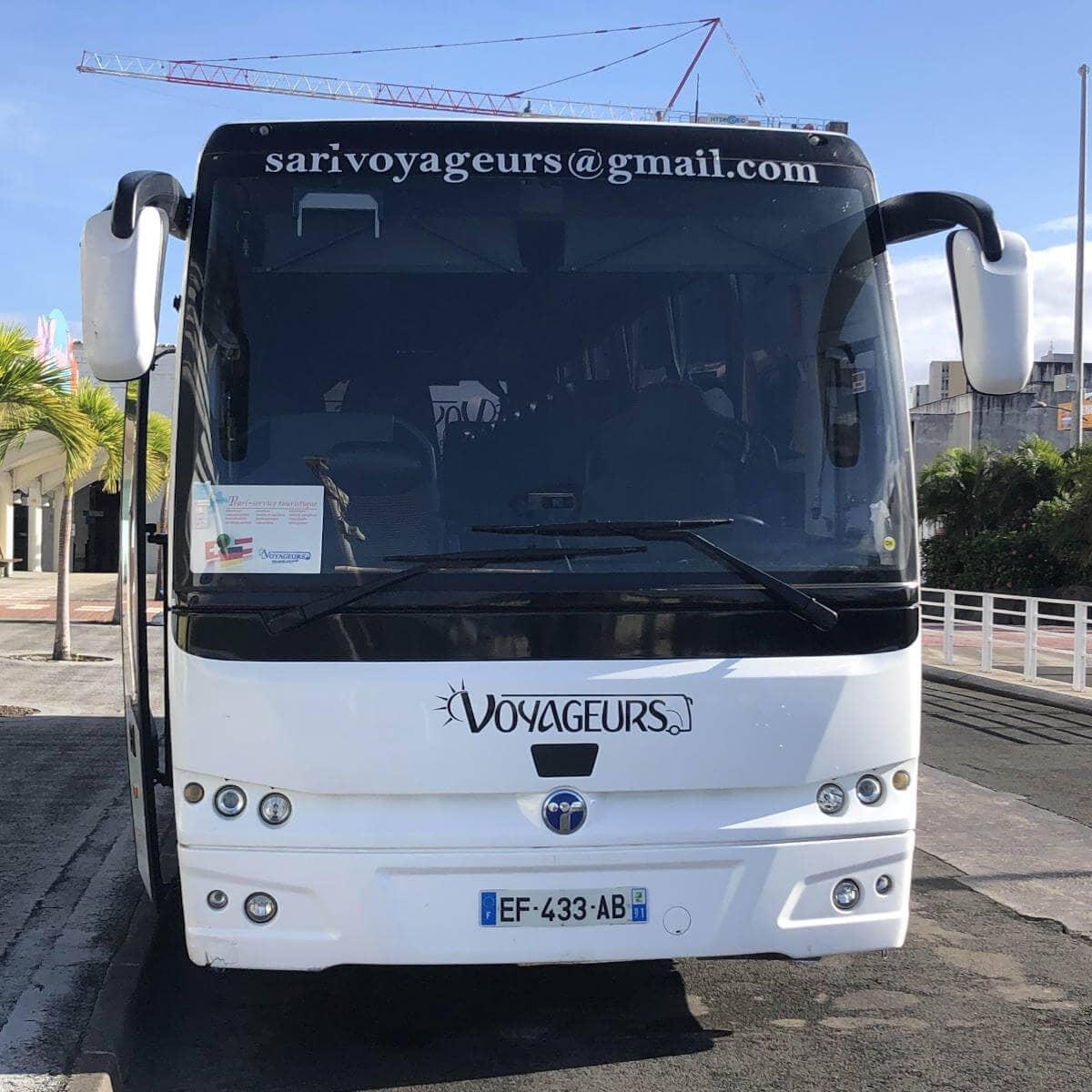 Unser Tourbus