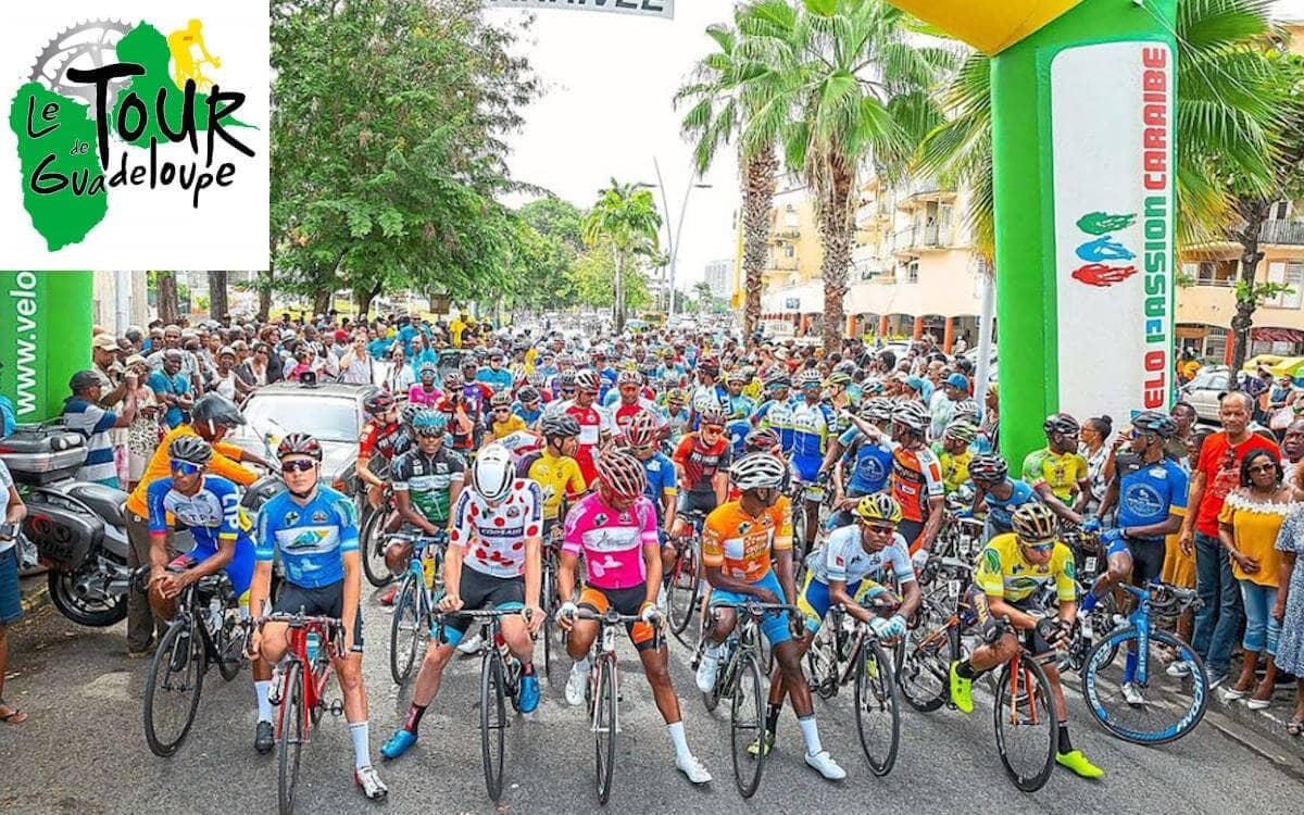 Land und Leute - Radrennen auf Guadeloupe