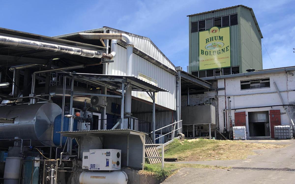 Rhum Bologne Destillerie